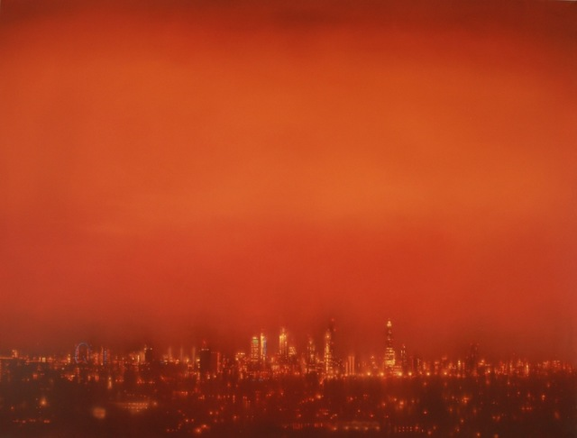 , 'Red Skyline,' 2016, Long & Ryle