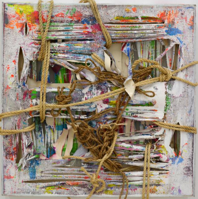 Jon Tsoi, 'Blind Painting', 2013, Ethan Cohen Gallery