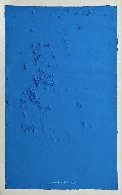 , 'From the blue Series,' 2018, Albareh Art Gallery