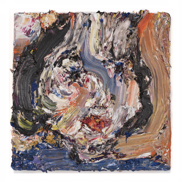 , 'Interlaced,' 2016, The Hole