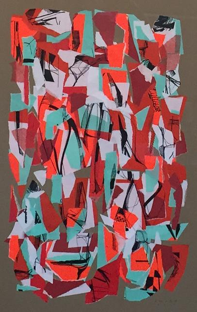 , 'Tikao 02,' 2015, Galerie SOON