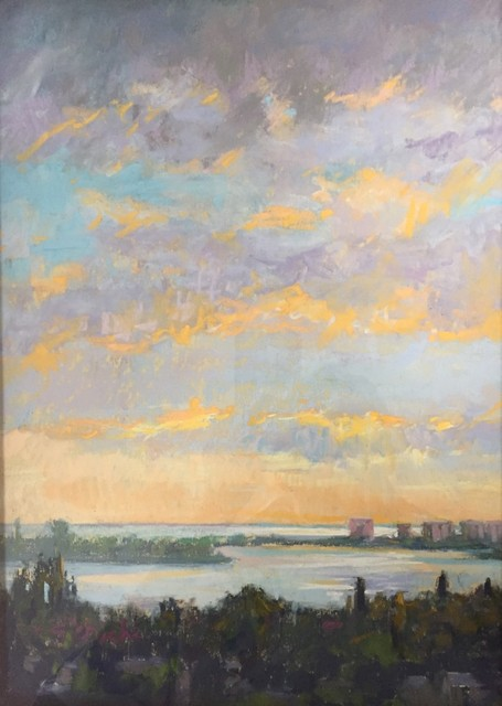 , 'Healing View ,' 2018, 530 Burns Gallery