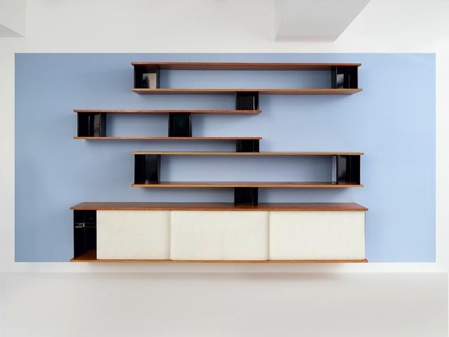 , 'Bookcase,' ca. 1957, Galerie Downtown - François Laffanour