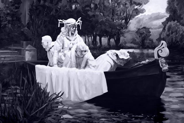 , 'From Shalott,' 2018, ArtCN