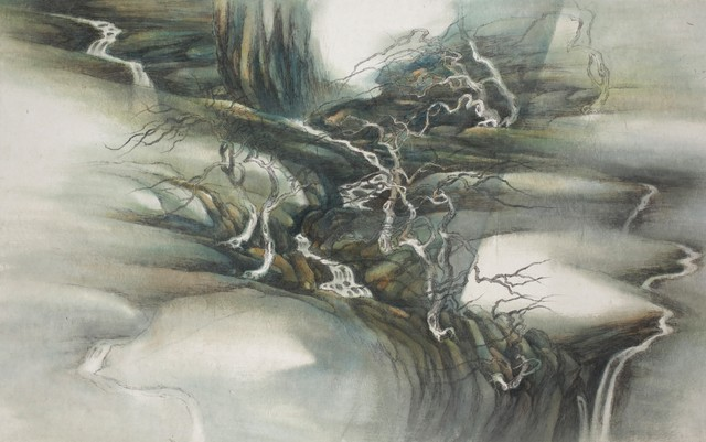 , 'Landscape C,' 1979, Galerie du Monde
