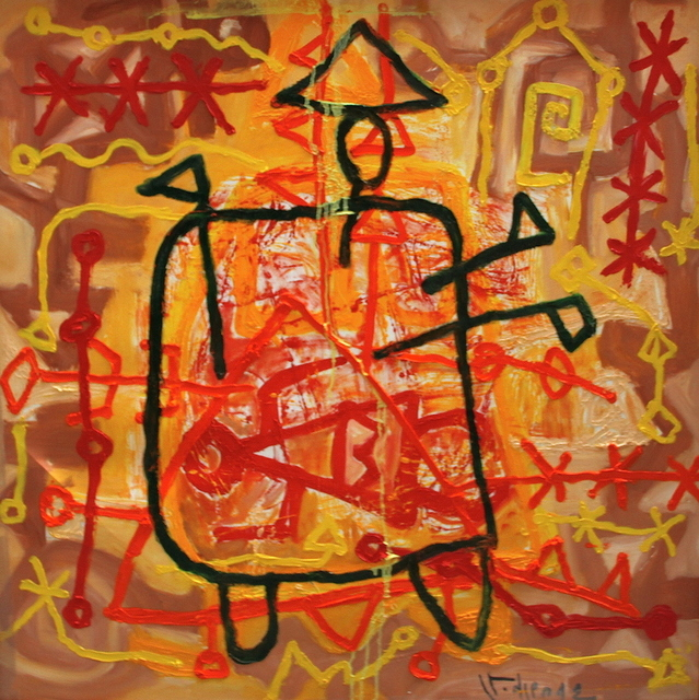 , 'Alluvial V  冲积 五,' 2010, Galerie Dumonteil
