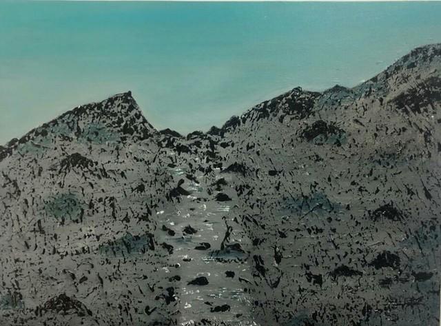 Humera Ali, 'Arid Alps', 2018, MayinArt