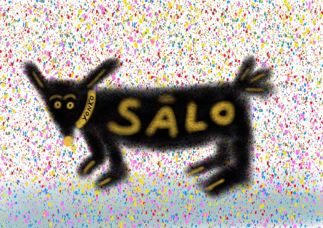 , 'Salo,' 2017, Art Collection NYC