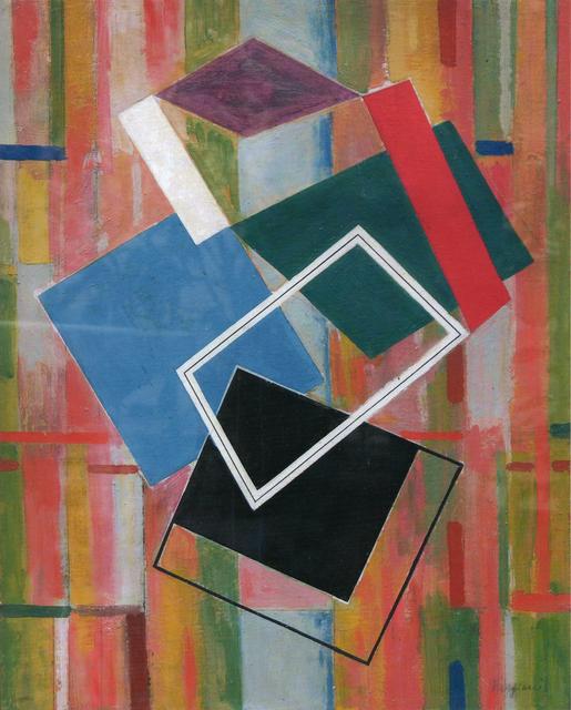 , 'Composizione,' 1938, Cardelli & Fontana artecontemporanea