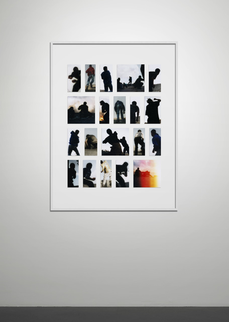 , 'Intifada deuxième  ,' 2000-2017, Galerie Nathalie Obadia