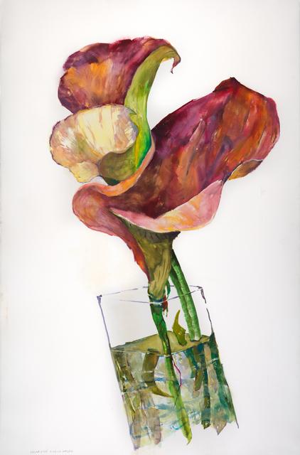 , 'Calla Lily,' 2017, Bruno David Gallery