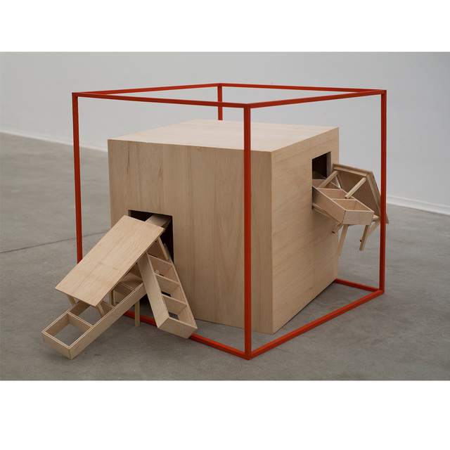 , 'Fugitiva Extraordinária,' 2015, LURIXS: Arte Contemporânea