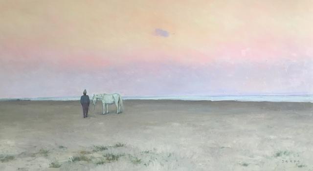 , 'Ultima platja,' 2017, Sala Parés