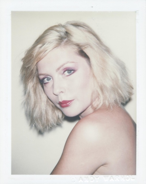 Andy Warhol, 'Polaroid Photograph of Debbie Harry', 1980, Hedges Projects