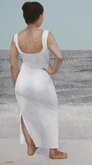 , 'Model By Sea RN,' 2008, Hafez Gallery