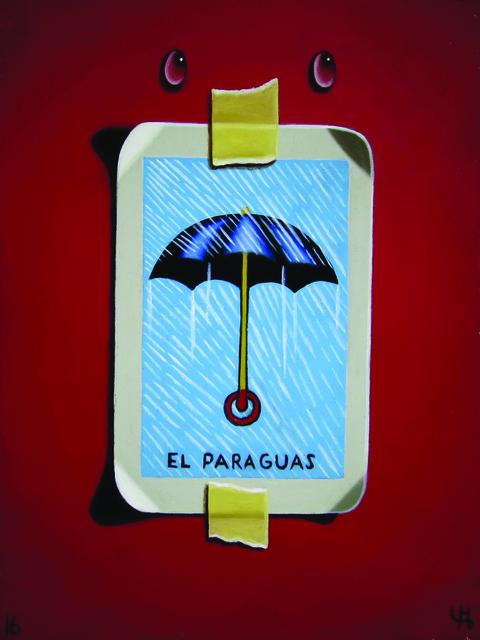 , 'When It Rains It Pours,' , Abend Gallery