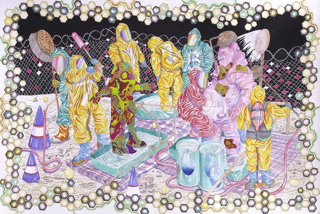 , 'Intense Light to Cause Lena,' 2017, Richard Koh Fine Art