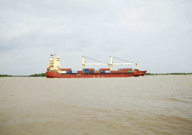 , 'Untitled (General Cargo, Tanto Bagus formally UAL Coburg, Indonesia), Houston Ship Channel, Texas, 2016 ,' , Yancey Richardson Gallery