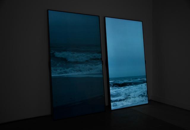 , 'Earthrise/earthset,' 2014, David Petersen Gallery