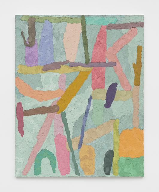 , 'I Fear It Sulfuric ,' 2018, Conduit Gallery