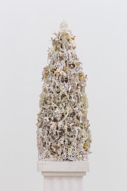 Penny Siopis, 'Column Cake', 1985, Stevenson