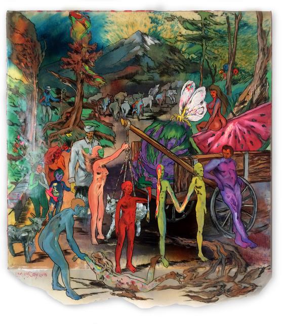 , 'Farmer's Market,' 2018, Gallery Victor Armendariz