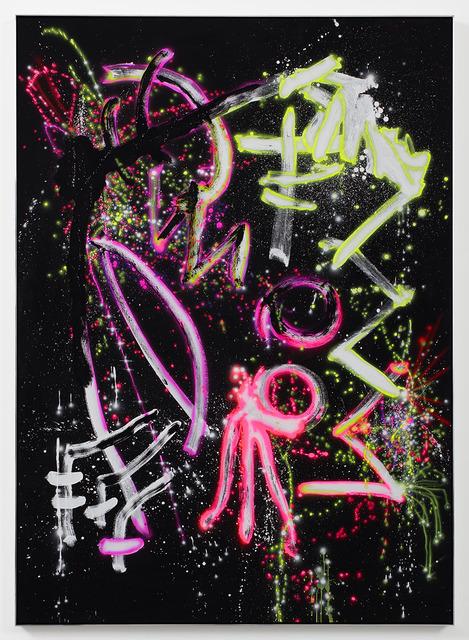 Aaron Curry, 'Weird Action', 2015, David Kordansky Gallery