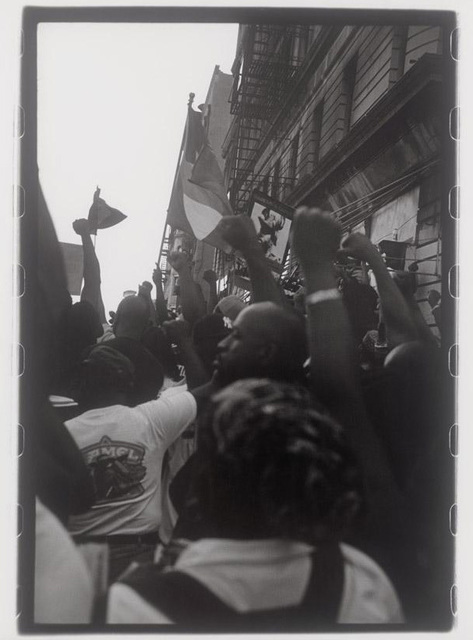 , 'Million Youth March,' 1998, Jenkins Johnson Gallery