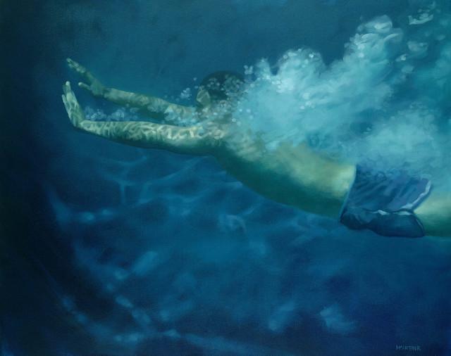 , 'Breathe,' 2015, DECORAZONgallery