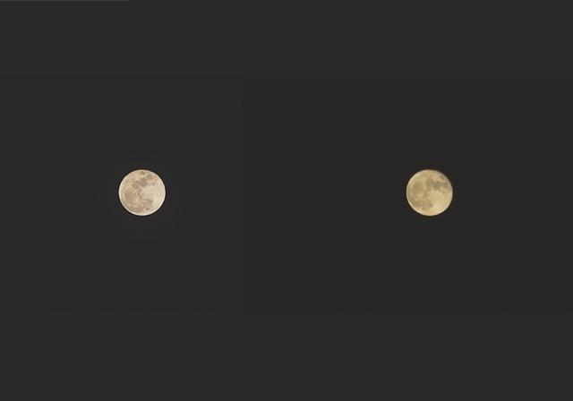 , 'Full Moons (Bangkok-Den Haag),' 2011, West Den Haag