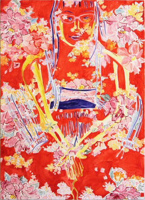 , 'Iris Yirei Hu,' 2016, Gaa Gallery