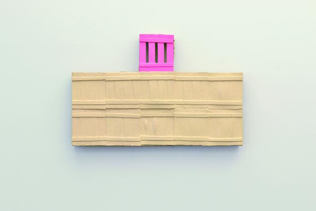 , 'Tempel am Strand,' 1981, Galerie Hans Mayer