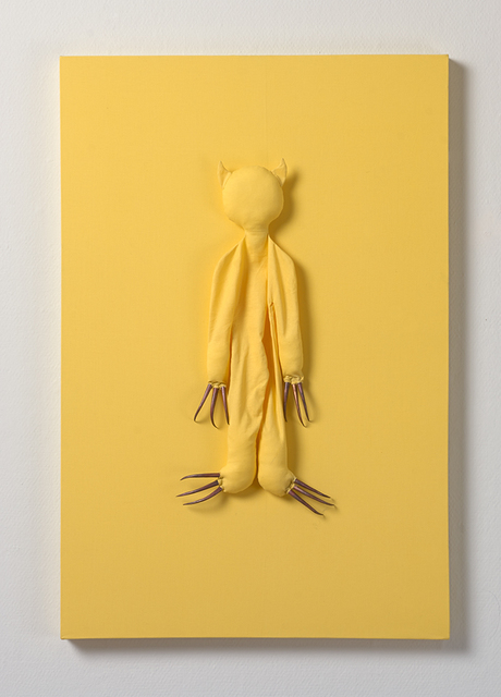 , 'Colour Yellow,' 2013, New Art Projects