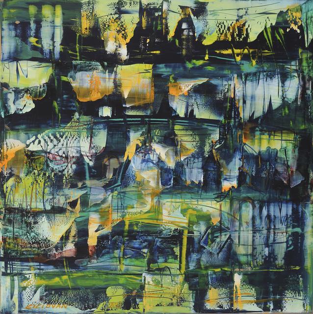 , 'A City Asleep,' 2012, Emillions Art