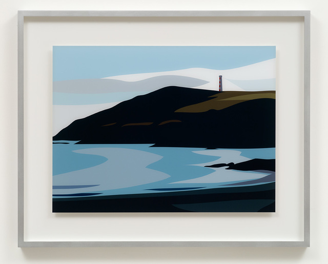, 'Gribbin Head,' 2017, Alan Cristea Gallery