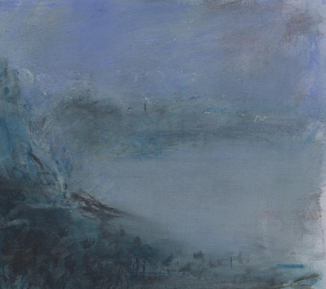 , 'Landscape L1064 - Amalfi Series, The Bay of Salerno ,' 2017, Alan Kluckow Fine Art