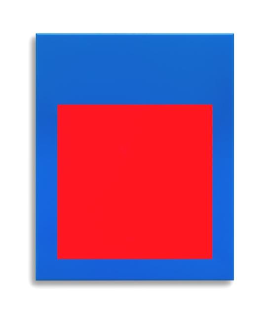 , 'set. 254,' 2014, Galerie Mehdi Chouakri