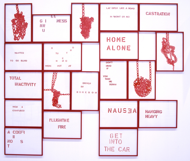 , 'Hanging Heavy,' 2001, KÖNIG GALERIE
