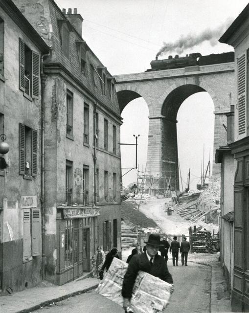 André Kertész, 'Meudon', 1928, Bruce Silverstein Gallery
