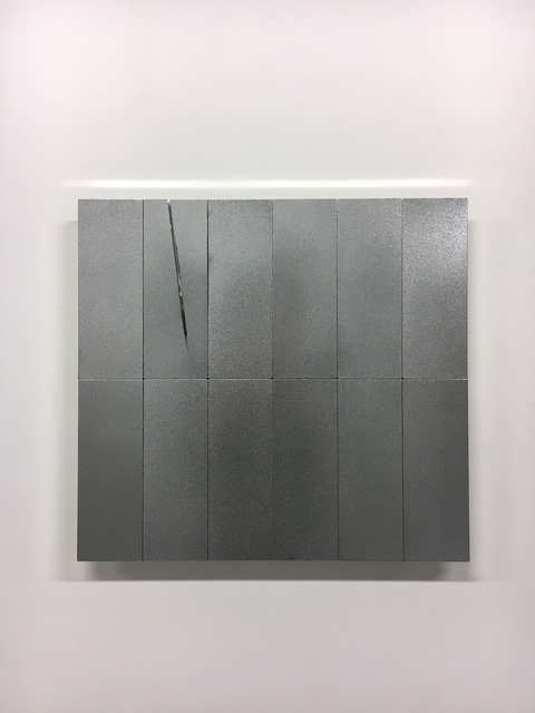 , 'Diamond Whetstone Board 1,' 2018, Edouard Malingue Gallery