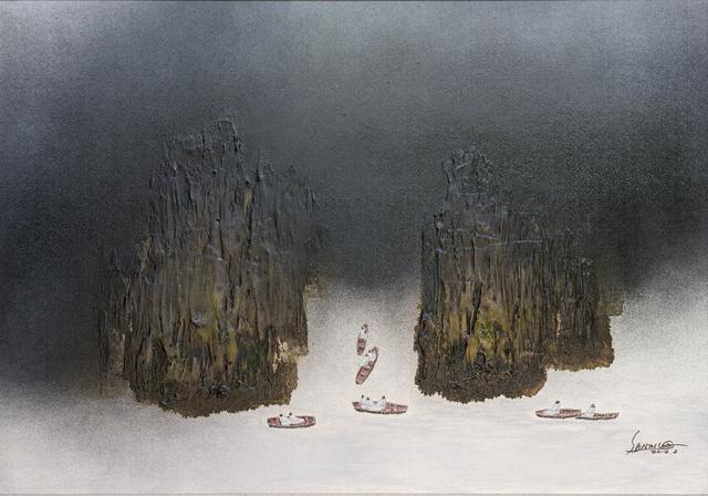 , '生命之泉  Flow Of Life,' 2014, Art WeMe Contemporary Gallery