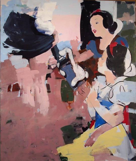 , 'Blanche Niege II,' 2018, Gallery 1261