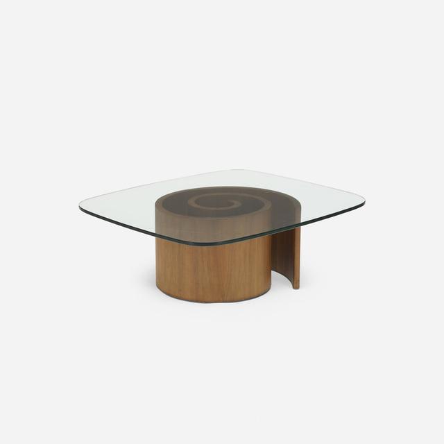Vladimir Kagan, 'Coffee table', c. 1970, Wright