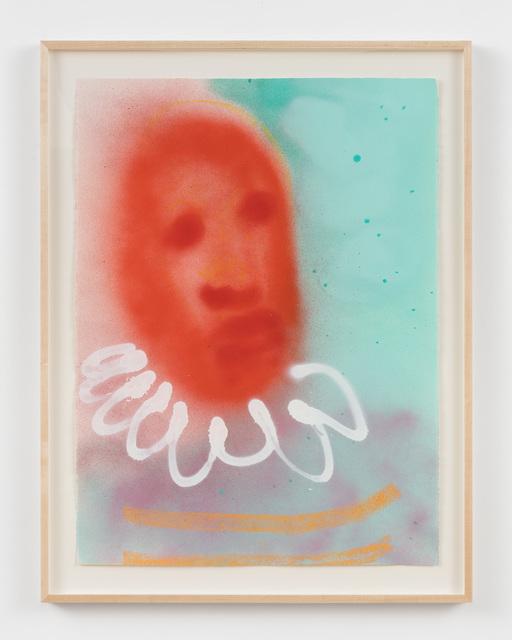 , 'Jouvet Ancestor Portrait,' 2019, Rachel Uffner Gallery