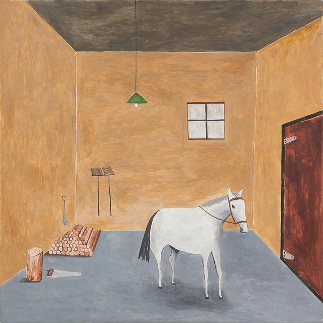 , 'Horse in barn,' 2016, Niagara Galleries