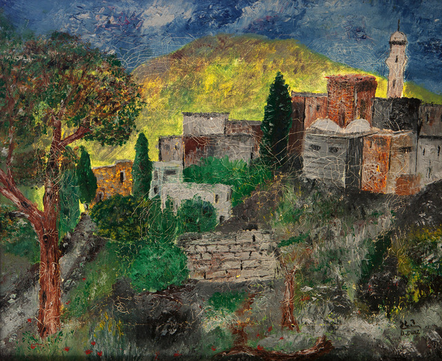 , 'The Painter, Scanogram 2,' 2015, carlier | gebauer