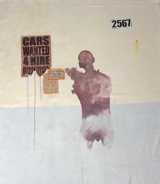, '2567 (We are numbers),' 2016, ARTLabAfrica