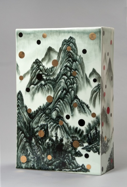 , 'Chinese Landscape II,' 2014, Peters Projects