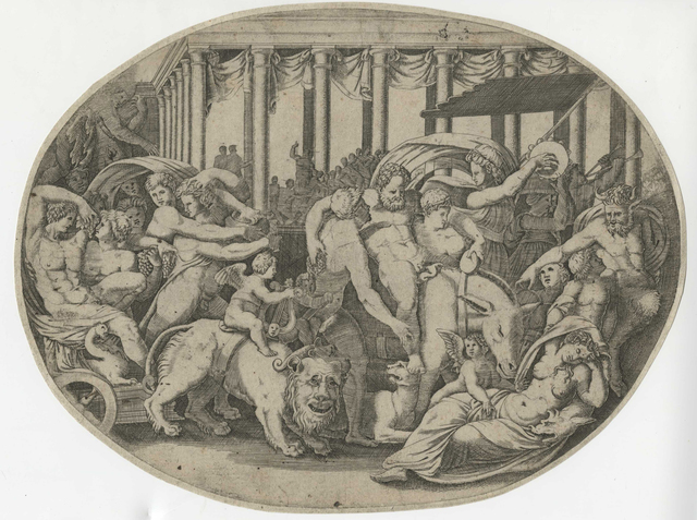 , 'The Triumph of Bacchus,' Mid-16th Century, Childs Gallery