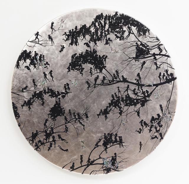 , 'Aurora,' 2018, Allouche Gallery